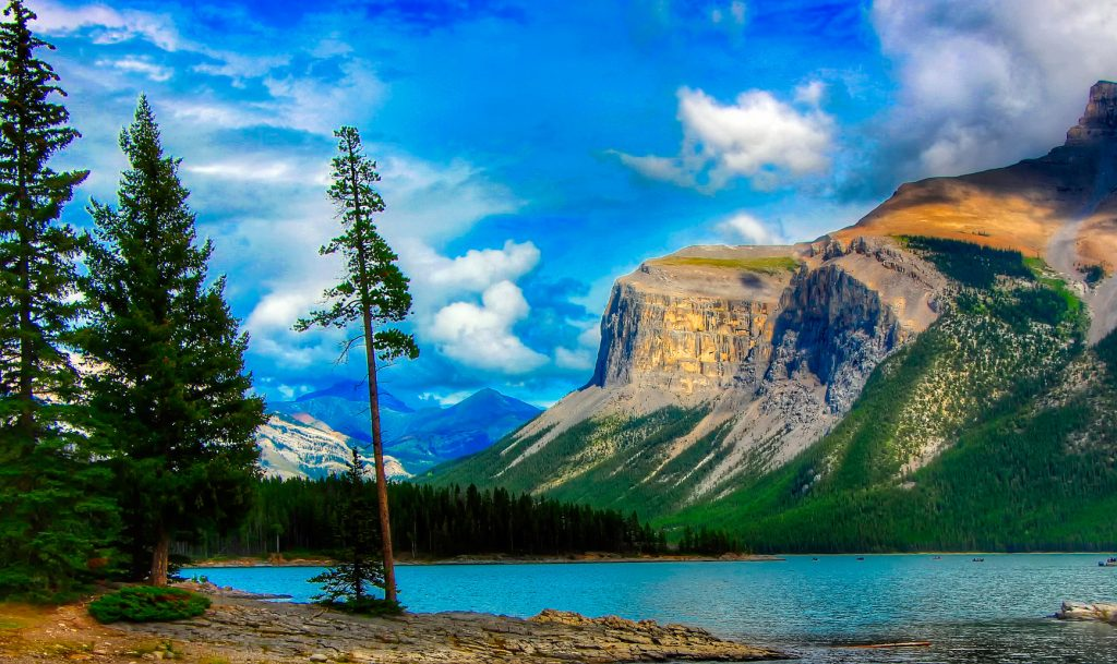 Banff nationalpark, Canada