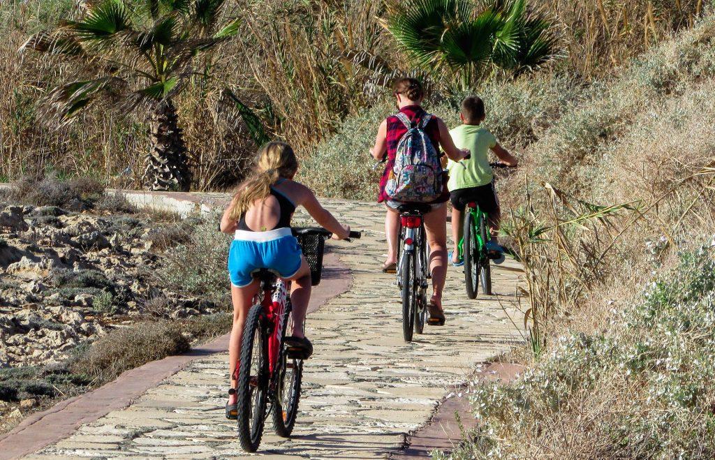 Hold cykelferie på Mallorca