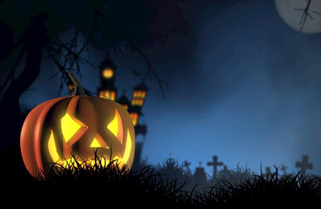 Rejse ud og oplev Halloween