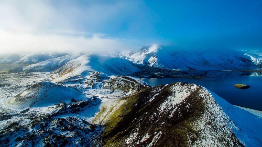 Afslappende ferie i skøn natur på Island
