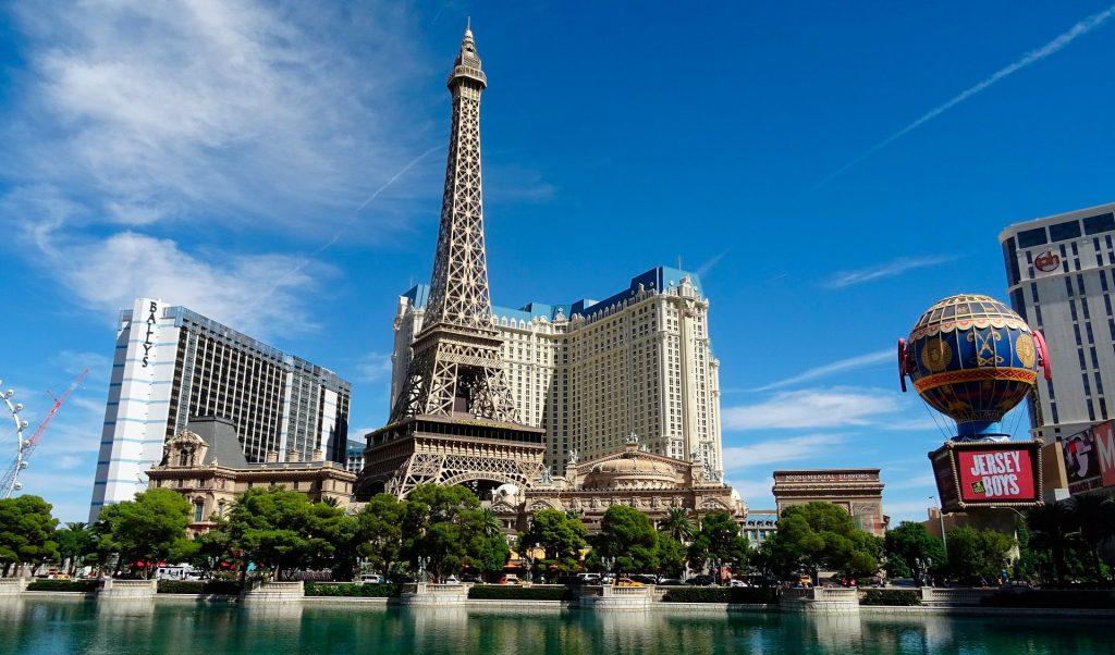 Las Vegas byder på lidt af hvert