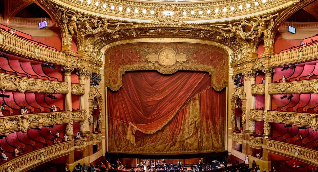 Musical og teater i London