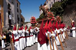 Oplev påskemesser på påskeferie i Spanien